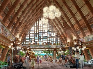 New Disney Hawaii resort named Aulani opens 2011