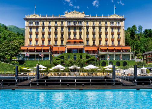 Grand Hotel Tremezzo Turns 100 and Makes Special Offer for Stellar Travelers