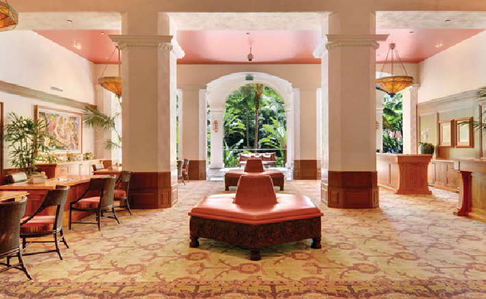 Waikiki's Royal Hawaiian Completes $70 Million Renovation