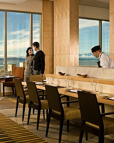 Celebrate the New Year in style at the Four Seasons Seattle