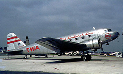 TWA Museum at the Kansas City Airport