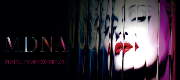 A Madonna VIP Experience: Banke Hotel Paris
