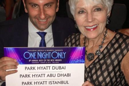 Travel Week with Park Hyatt Dubai