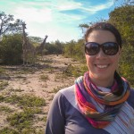 Christy Welch on Africa