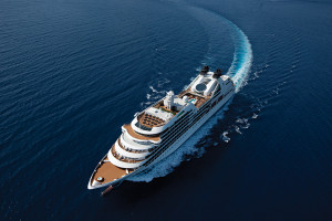 Seabourn Quest in Elba - Italy