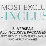 Silversea's All Inclusive Packages for 2016