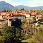 In Greece, the Meteora Monasteries Inspire Awe and Defy Gravity