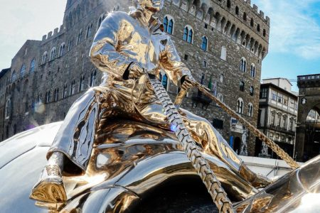 Spiritual Guards: Contemporary Art by Jan Fabre in Florence
