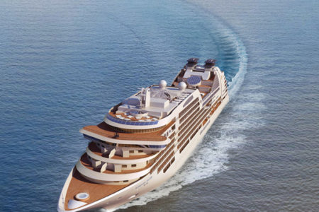 Experience the maiden voyage of Seabourn Encore this December