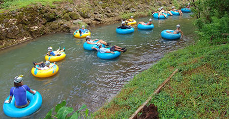 Want to Head off the Beaten Path? Try Mountain Tubing in Kauai