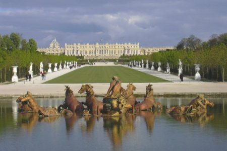 Master Chef Alain Ducasse Opens Restaurant at the Palace of Versailles