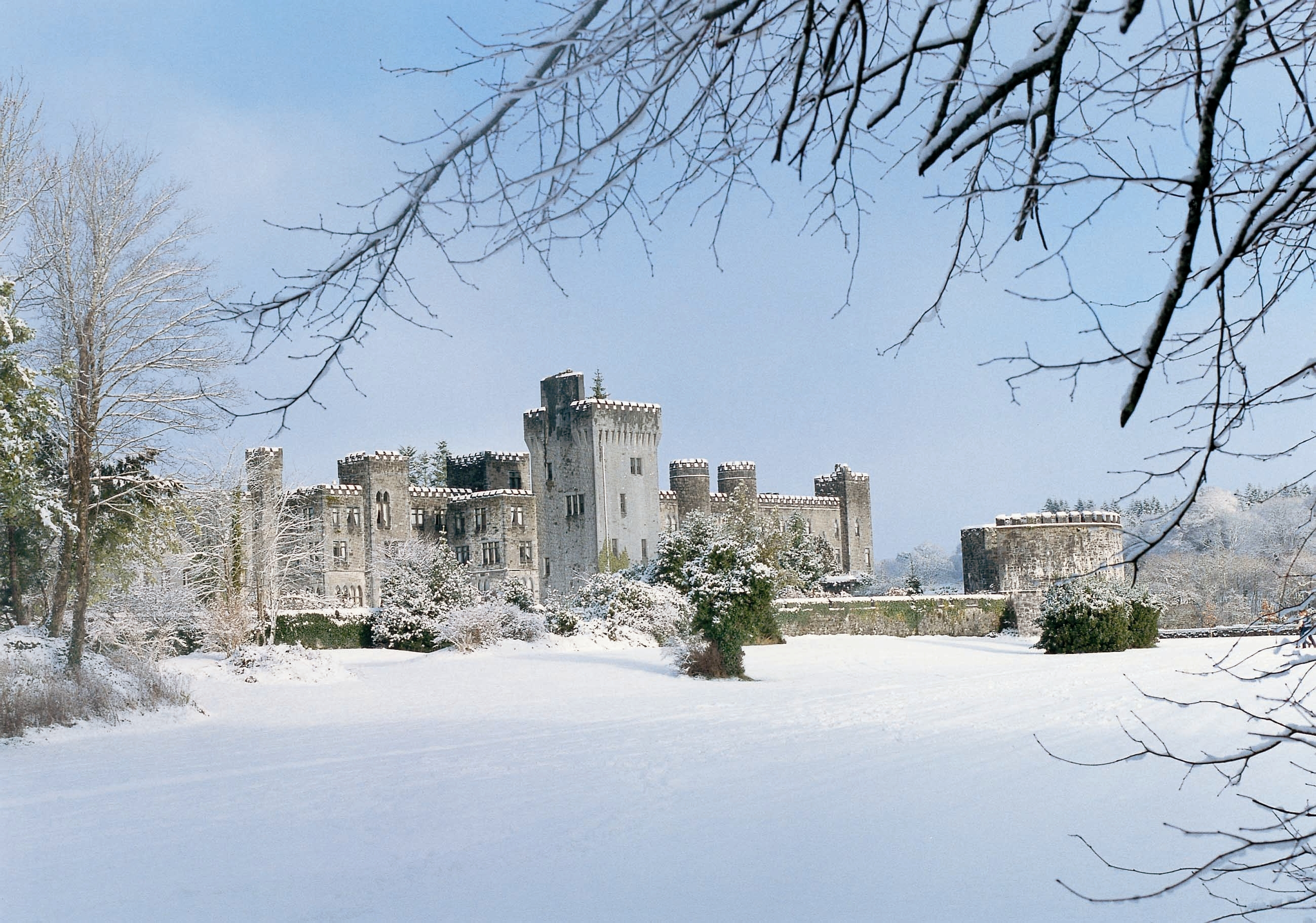 Celebrate An Unforgettable Christmas At Ashford Castle