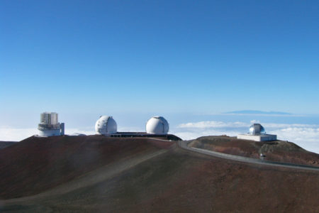 World-Class Stargazing at Mauna Kea