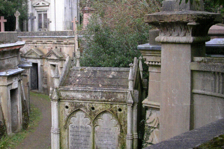 The Famous Inhabitants and Creepy Legends of London's Highgate Cemetery