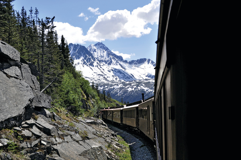 Take a Scenic Train Ride to Embark Your Silversea Cruise in Seward, Alaska