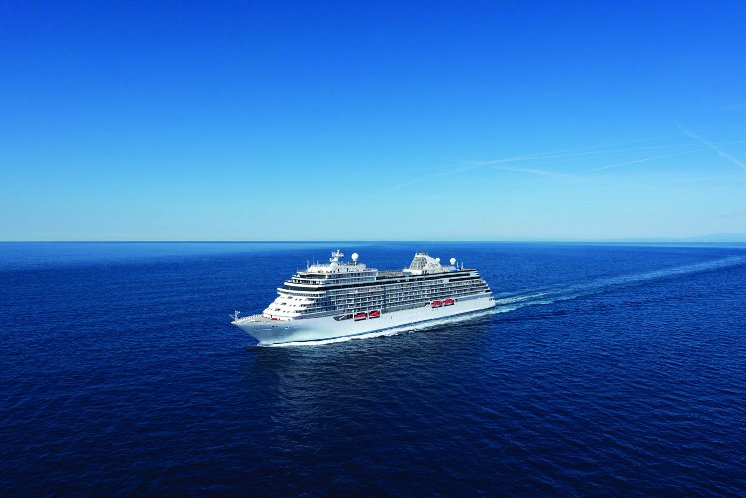 Regent Seven Seas Explorer by the Numbers