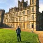 Nathan Visits Highclere Castle, of Downton Abbey Fame