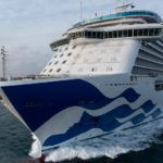 Brand New Majestic Princess Launches Inaugural Season
