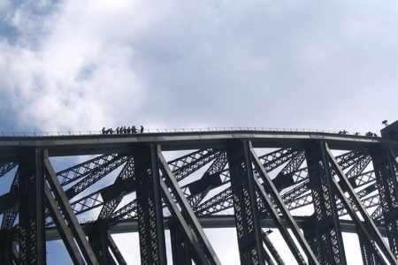 Conquer Your Fear of Heights and Climb the Sydney Harbor Bridge