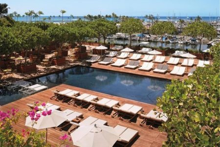 The Modern Honolulu Ranked Oahu's #1 Boutique Hotel by Hawaii Magazine