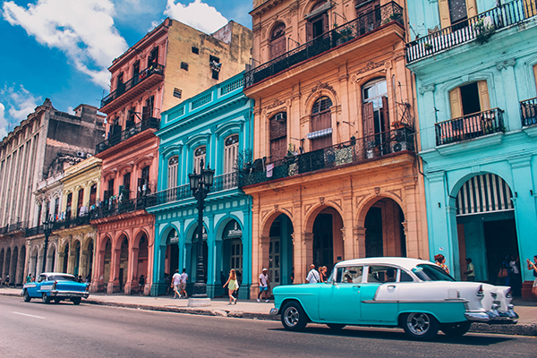 Havana with Regent Seven Seas