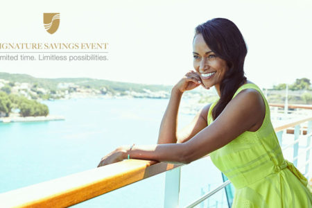 Seabourn's Signature Savings Event