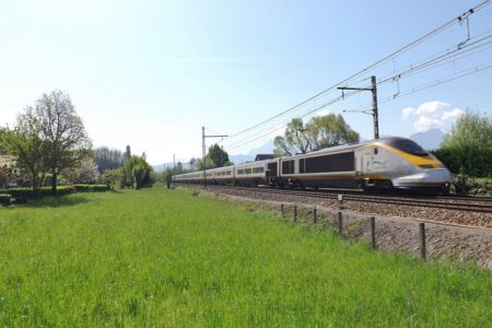 Eurostar High-Speed Train from London to Amsterdam Coming This Spring