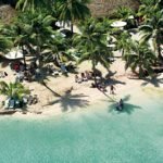 Sip, Swim, and Sunbathe on a Private Island in the South Pacific