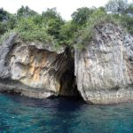 Explore a Sea Cave in Tonga with Paul Gaugin Cruises