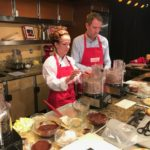 America's Test Kitchen is on Holland America's Newest Ship, Nieuw Statendam