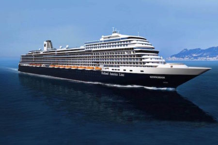Nieuw Statendam: Holland America's New Ship Sets Sail This Winter