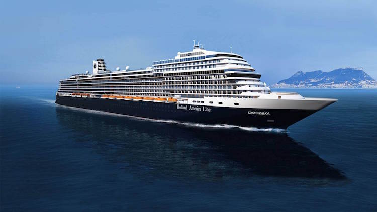Launching In December 2018 Ms Nieuw Statendam Will Be A Sister Ship To Koningsdam And The Second Of Holland America S Pinnacle Cl Ships