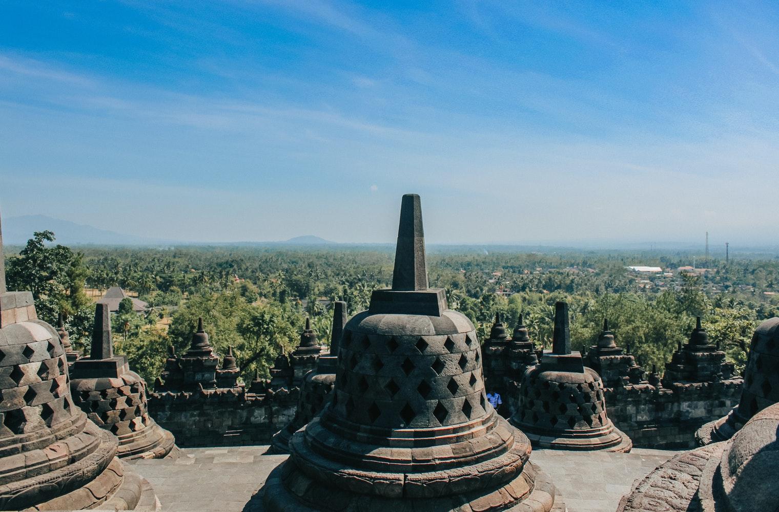 Borobudur Temples with Seabourn Cruises