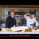 Silversea Cooks: Tagliatelle all'Amatriciana