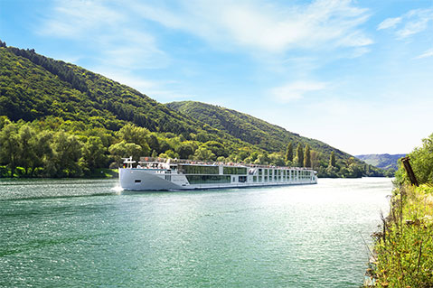 Crystal Taking Lead in River Cruising?