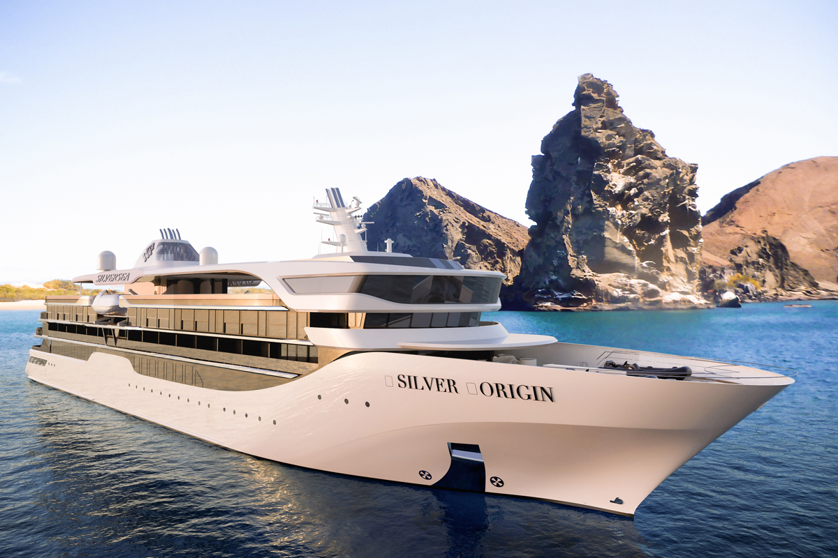 Silversea Service to Sustainability